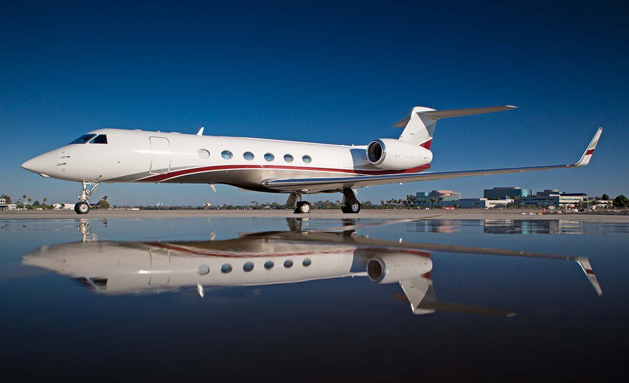 Exclusive Luxury Vacation - Private Jet