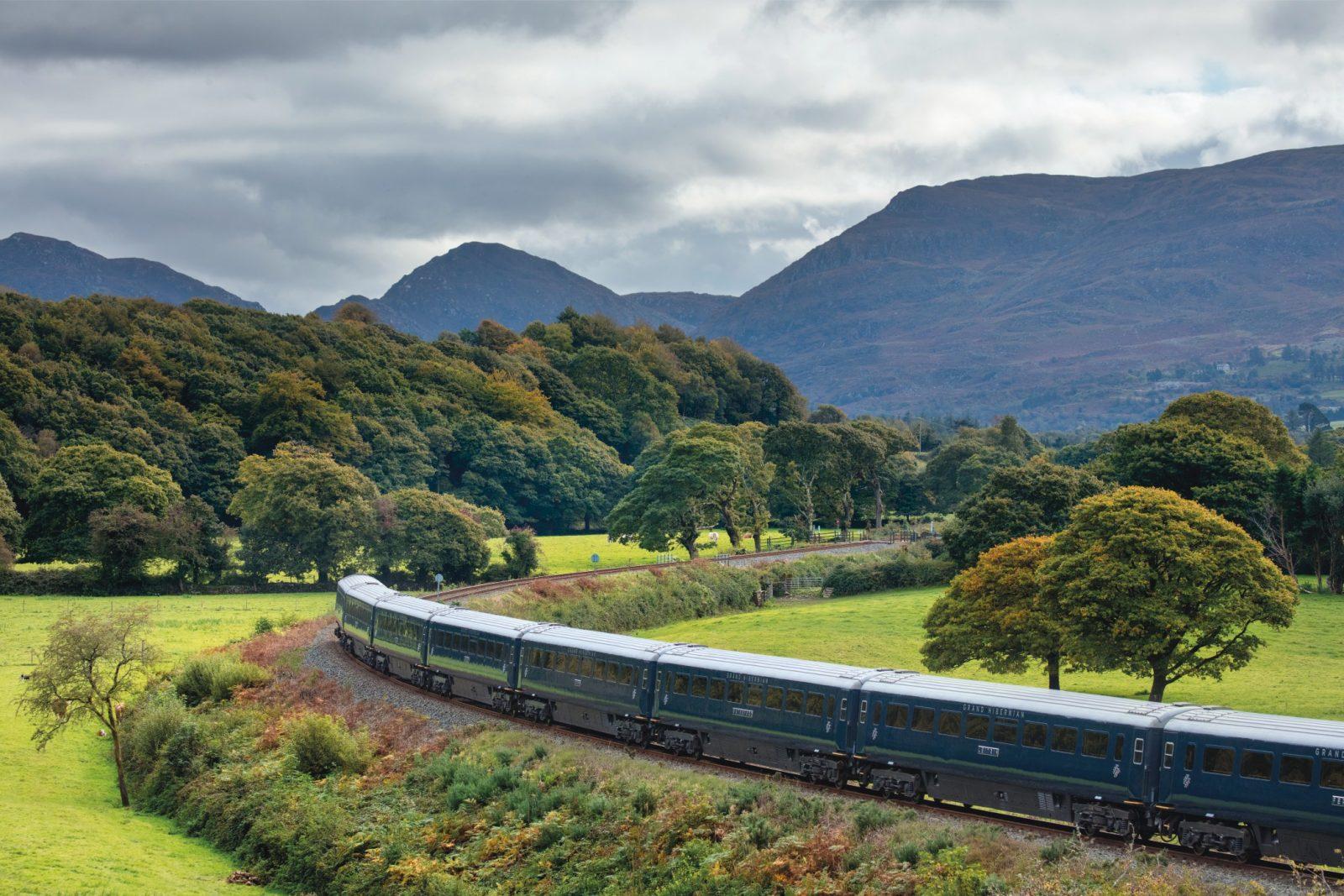 Exclusive Luxury Experiences`- Luxury Train