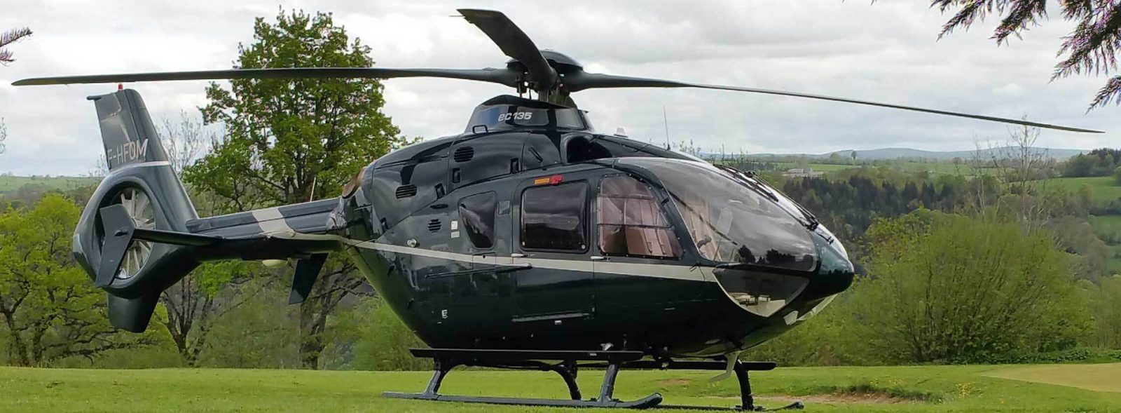 Exclusive Luxury Experiences`- Private Helicopter