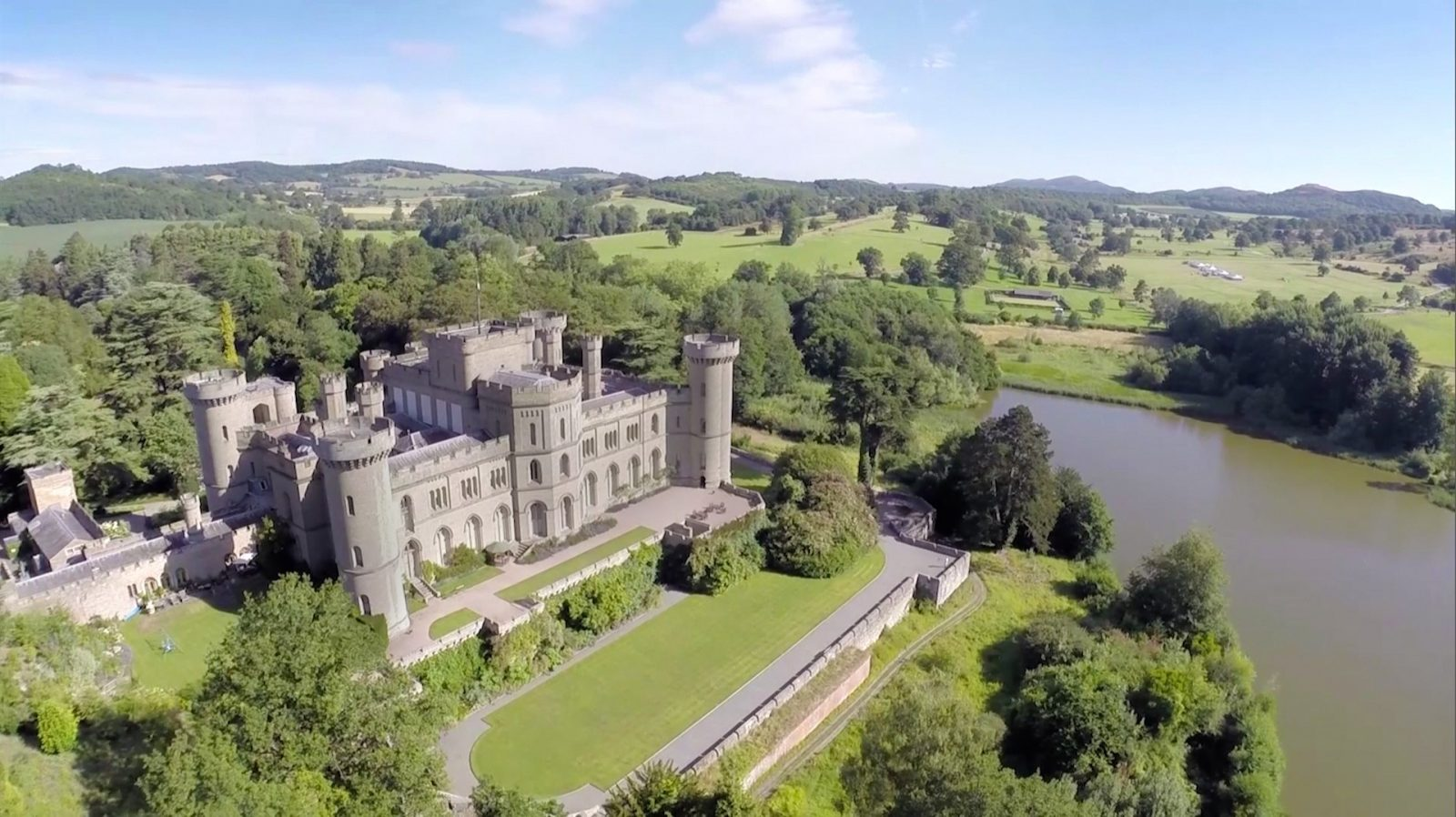 Exclusive Luxury Experiences`- Ashford Castle