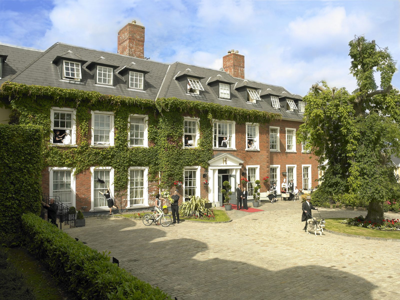 Ireland Corporate Travel Incentives, Hayfield Manor, Cork