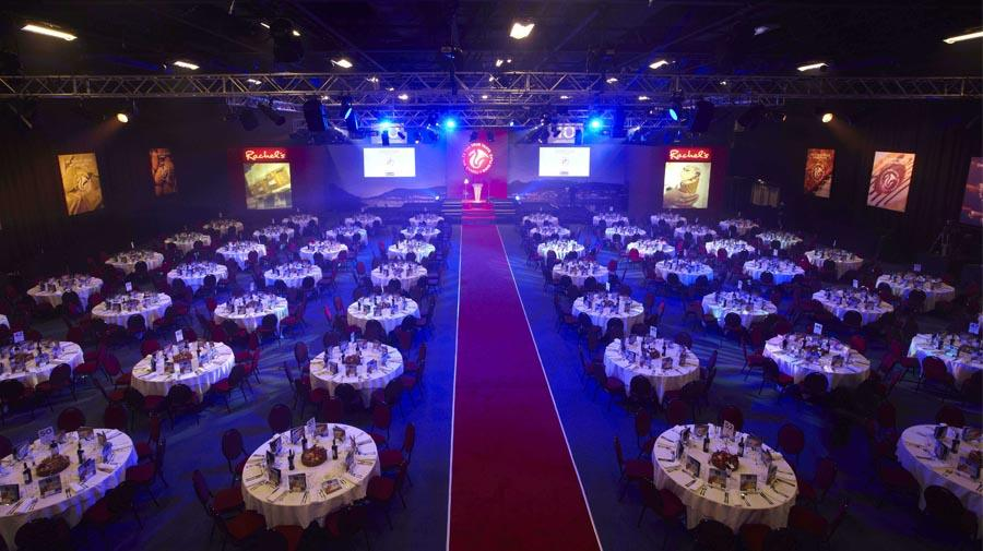 Wales Corporate Travel Conferences, Venue Cymru, Wales