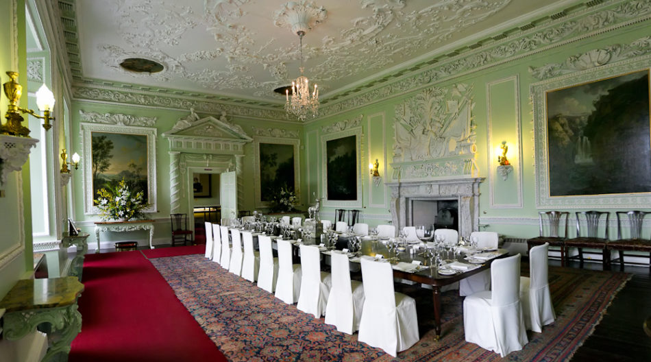Scotland Corporate Travel Incentives - Blair Castle State Dining Room