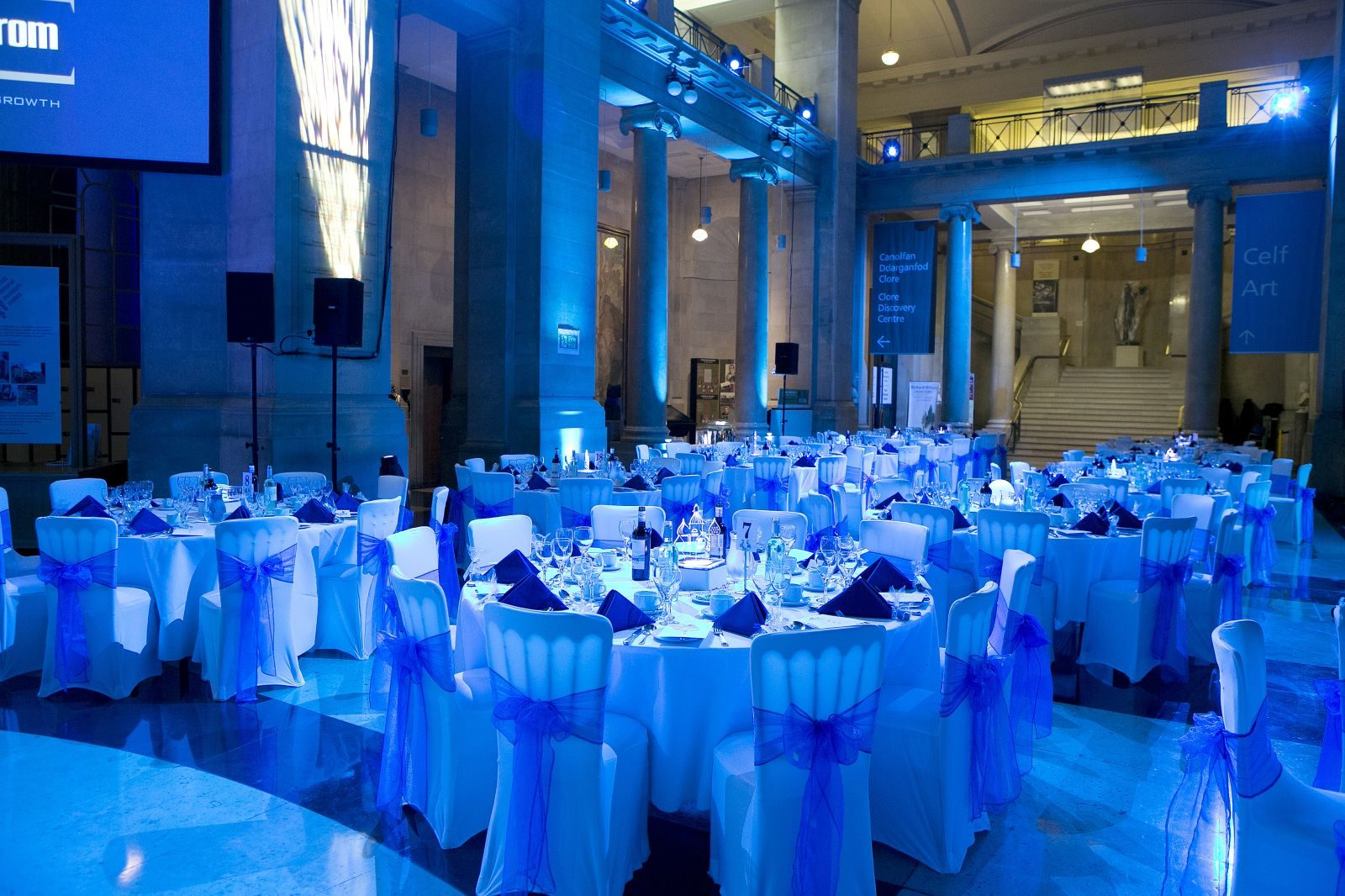 Wales Corporate Travel Events, National Museum, Cardiff, Wales