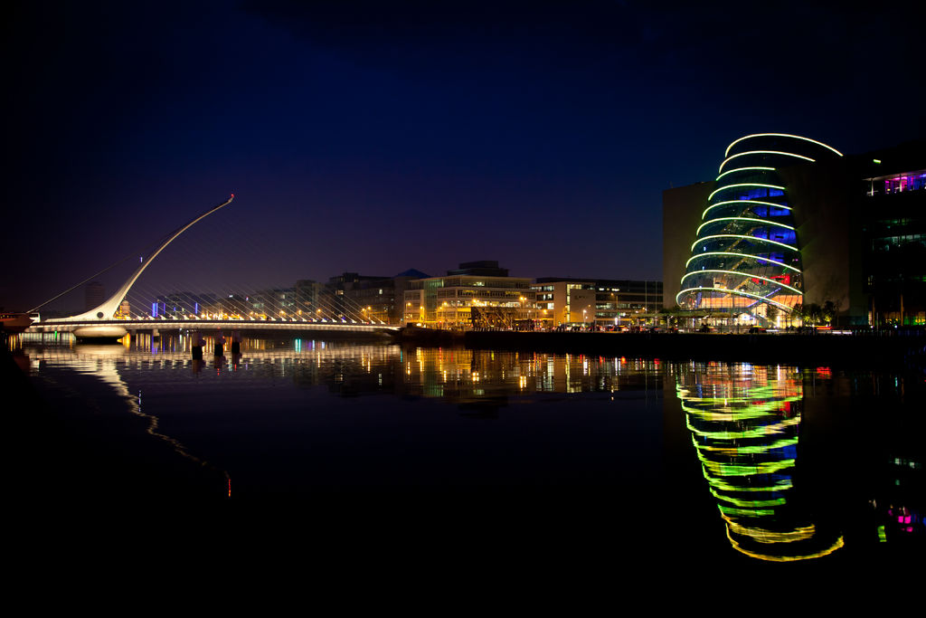 Ireland Corporate Travel Conferences - The Convention Center, Dublin