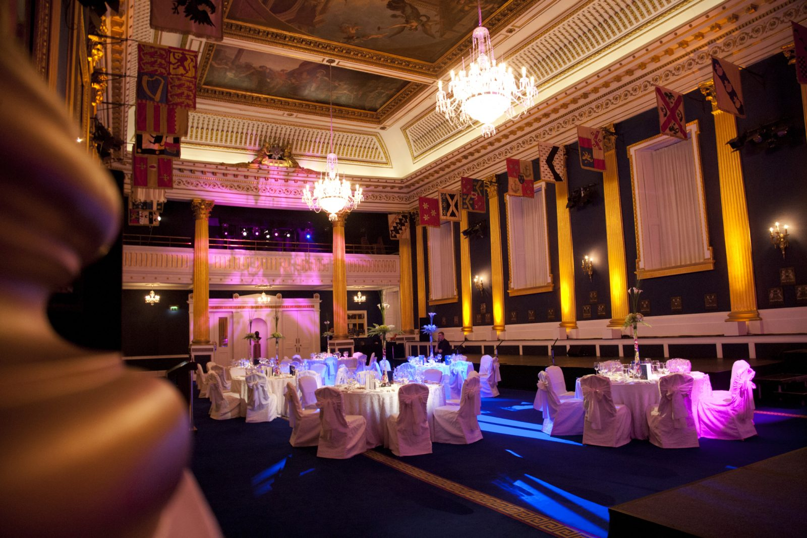 Ireland Corporate Travel Events - Dublin Castle
