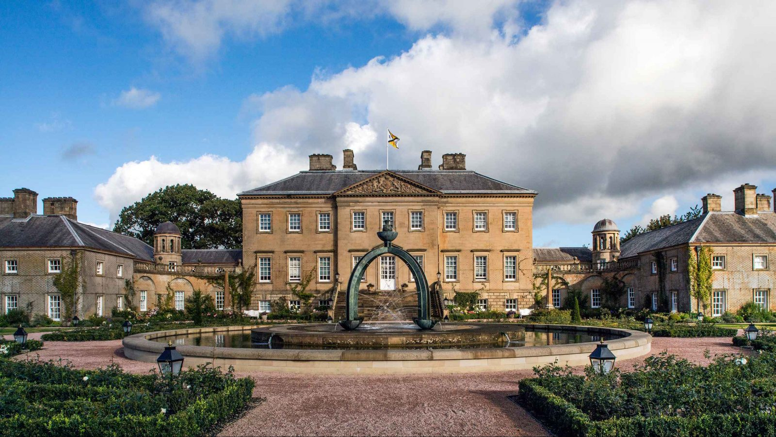 Scotland Corporate Travel Meetings - Dumfries House, Cumnock, Scotland