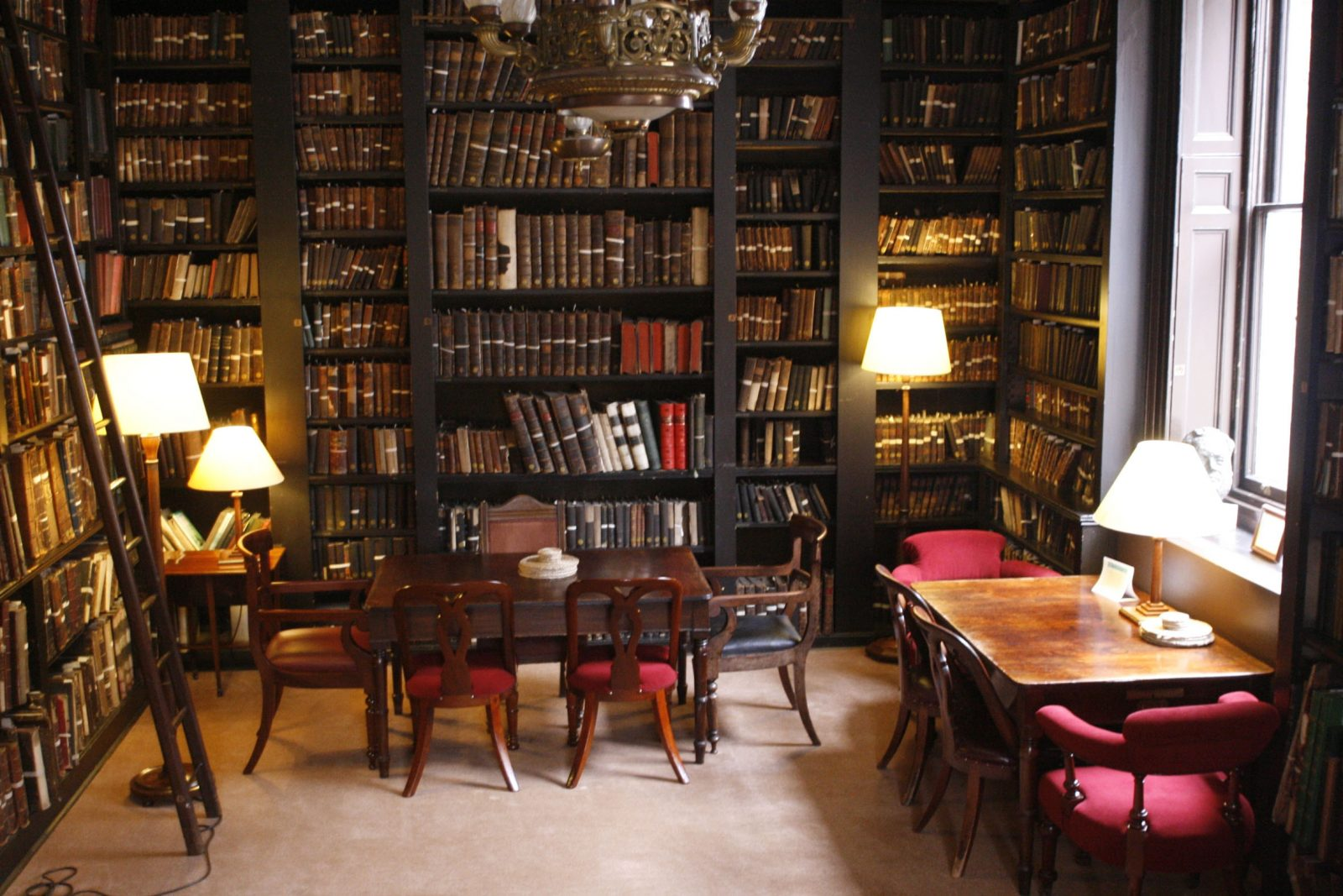 Wales Corporate Travel Meetings, Gladstone's Library, Hawarden, Wales