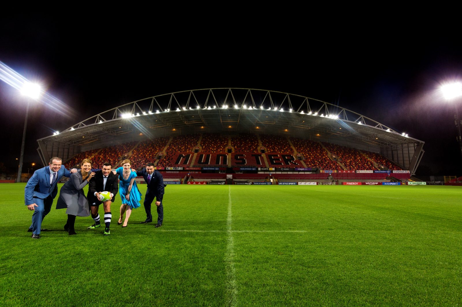 Ireland Corporate Travel Conferences - Thomond Park, Limerick