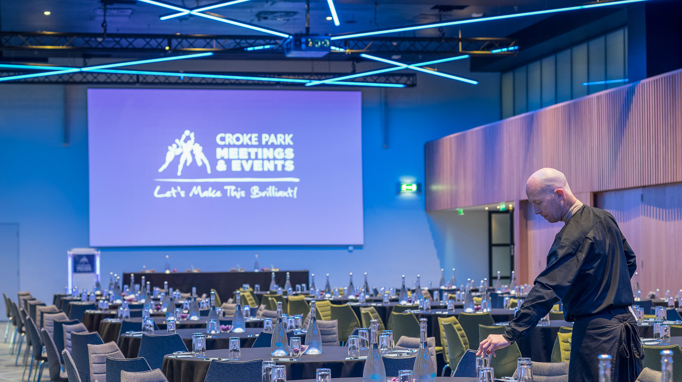 Ireland Corporate Travel Conferences - Croke Park, Dublin