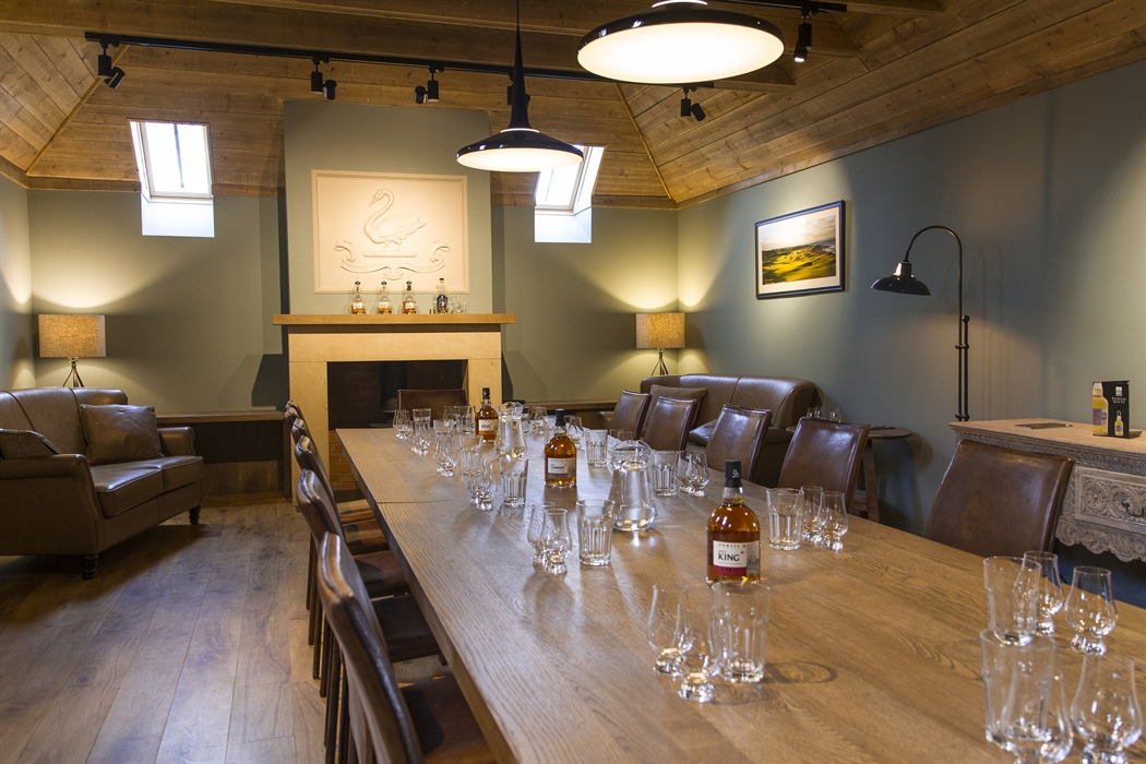 Scotland Corporate Travel Meetings - Kingsbarns Distillery, St. Andrews