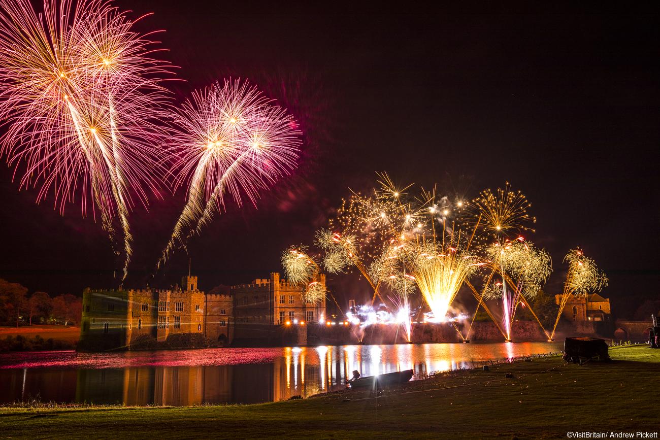 England Corporate Travel Events - Leeds Castle, Kent
