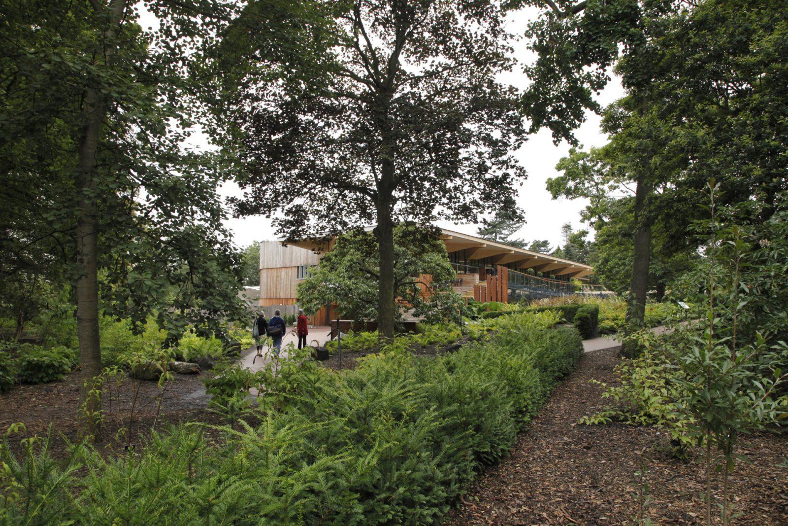 Scotland Corporate Travel Events - Royal Botanic Garden, Edinburgh