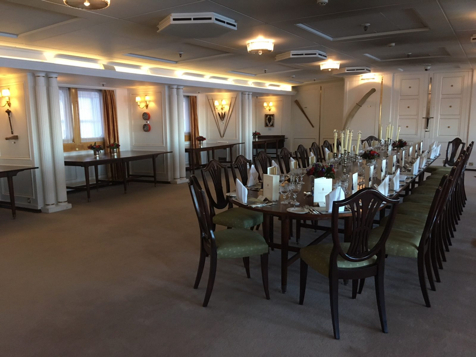Scotland Corporate Travel Events - Royal Yacht Britannia, Edinburgh