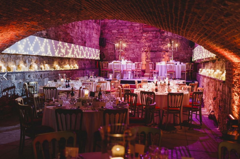 Scotland Corporate Travel Events - The Caves, Edinburgh