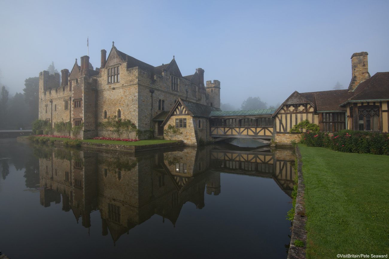 England Corporate Travel Meetings - Hever Castle, Kent
