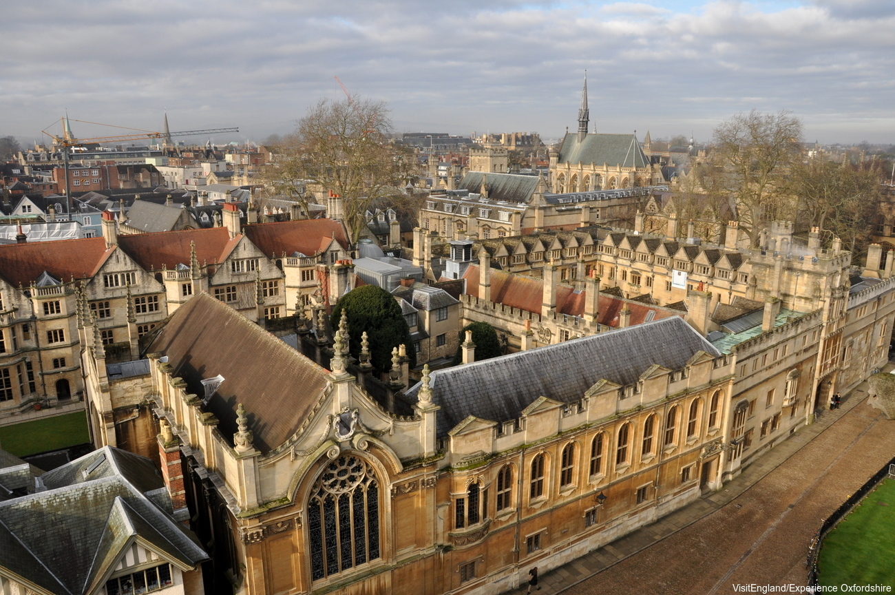 England Corporate Travel Conferences - Oxford
