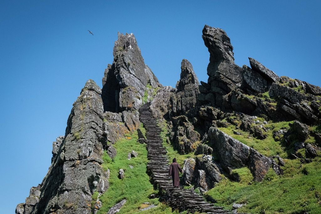 Ireland Corporate Travel Incentives - Skellig Michael, Star Wars Location
