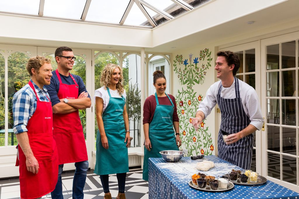 Ireland Corporate Travel Incentives - Ballymaloe Cookery School