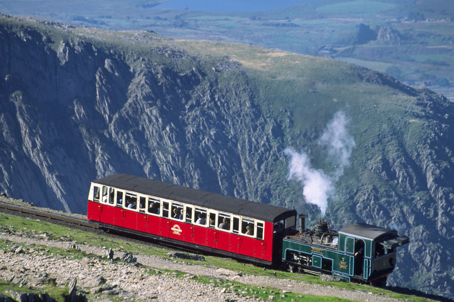 Wales Corporate Travel Team Building, Snowdonia Mountain Railway, Wales